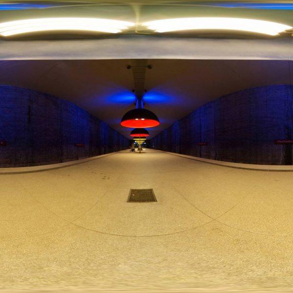 Westfriedhof U Bahn