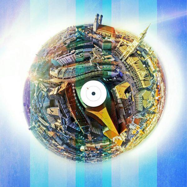 Professionelle 360° Panoramaaufnahmen der Münchner Innenstadt