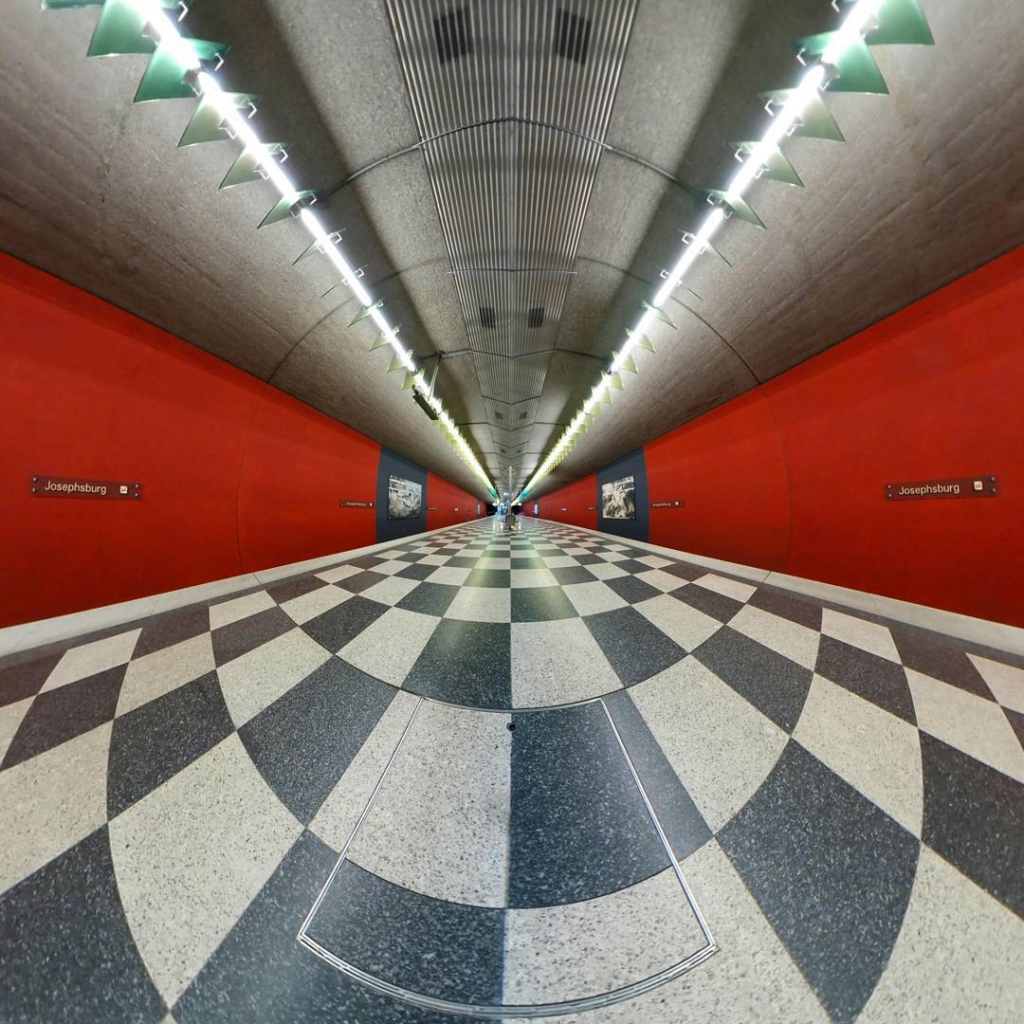 U-Bahnstation Josephsburg